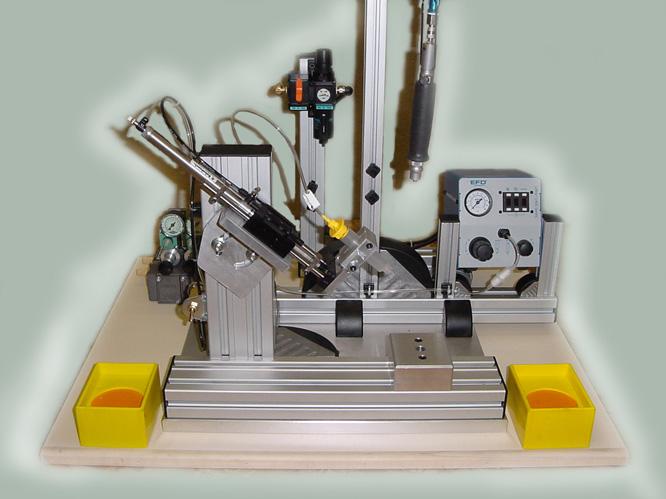 oil dispensing equipment